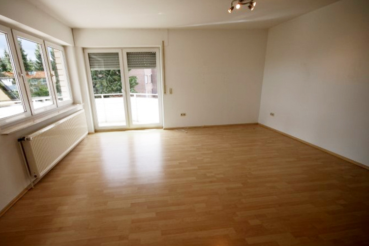 Etagenwohnung Lage Bösl Immobilien Wohnzimmer