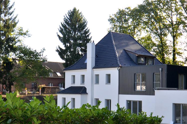 Mietobjekt Rheudt Bösl Immobilien Haus von vorne