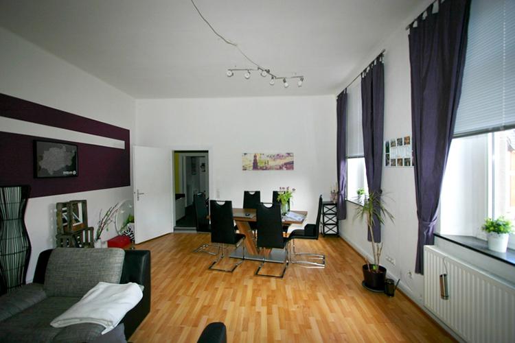 Kaufobjekt Aldekerk Bösl Immobilien Wohnzimmer