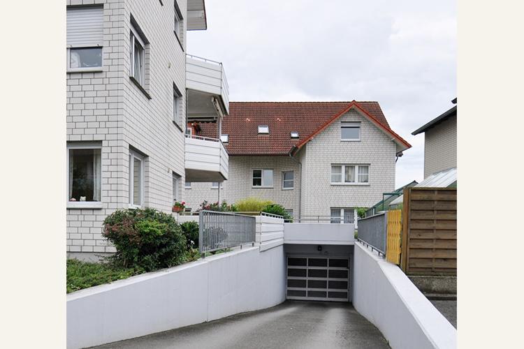 Etagenwohnung Lage Bösl Immobilien Garage