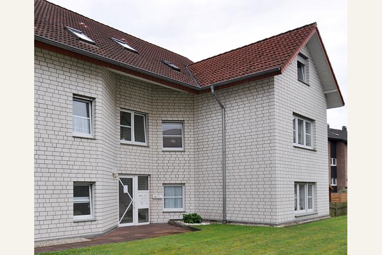 Etagenwohnung Lage Bösl Immobilien Eingang