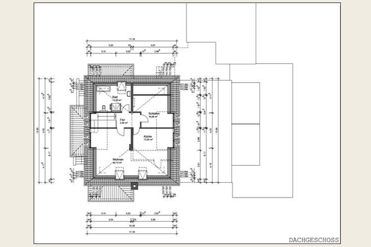 Mehrfamilienhaus Rheudt Bösl Immobilien Grundriss