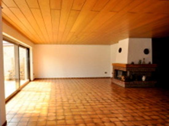 Referenzen Bösl Immobilien Wohnzimmer Haus Kamin