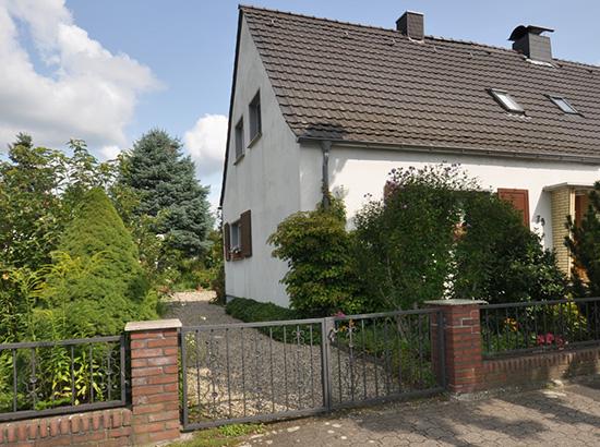 Referenzen Bösl Immobilien Haus Garten