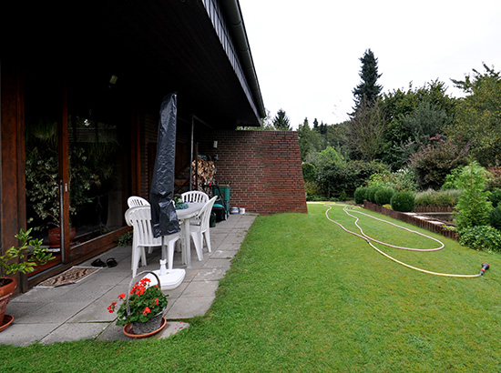 Referenzen Bösl Immobilien Bungalow Garten Haus