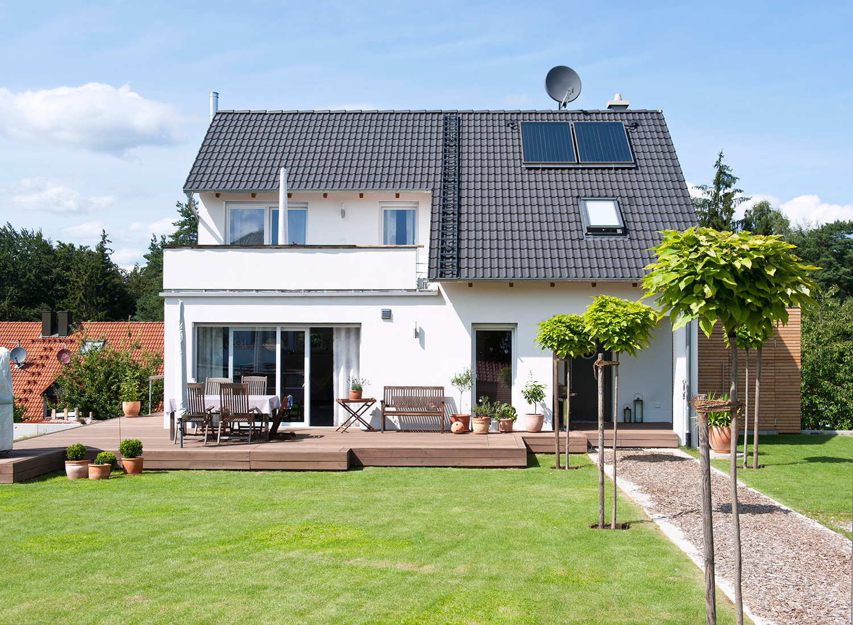 Teaser Bösl Immobilien Einfamilienhaus Garten